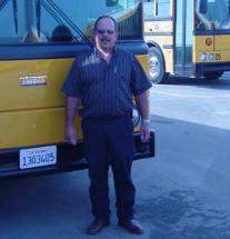 Tony Mendes, Director of Transportation