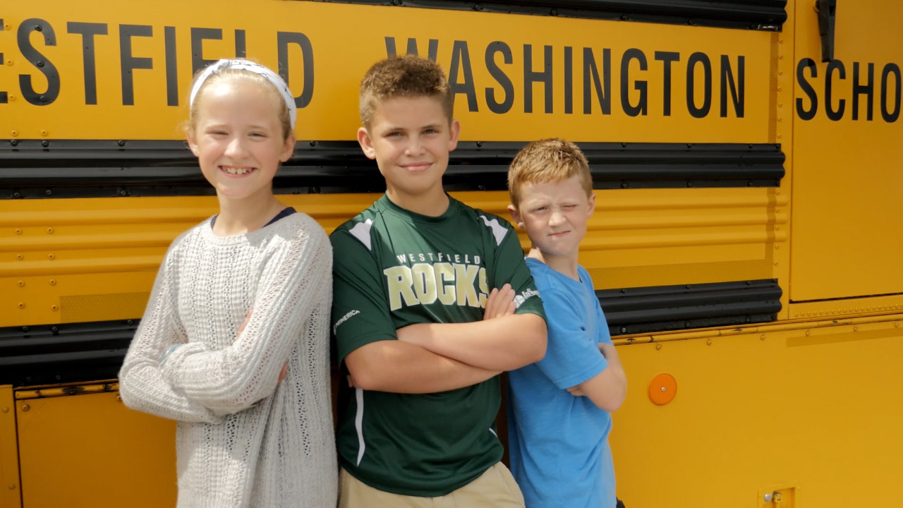 Westfield, Indiana Gets Groovy with Seat Belts on School Buses -  SafeGuard4Kids